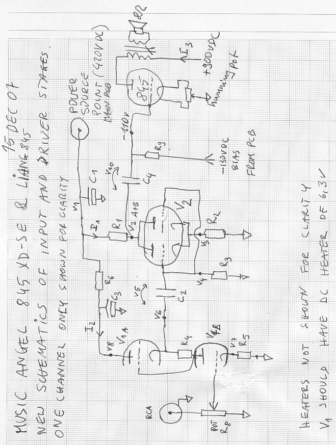diytube  view topic  se  tube amp schematics, schematic