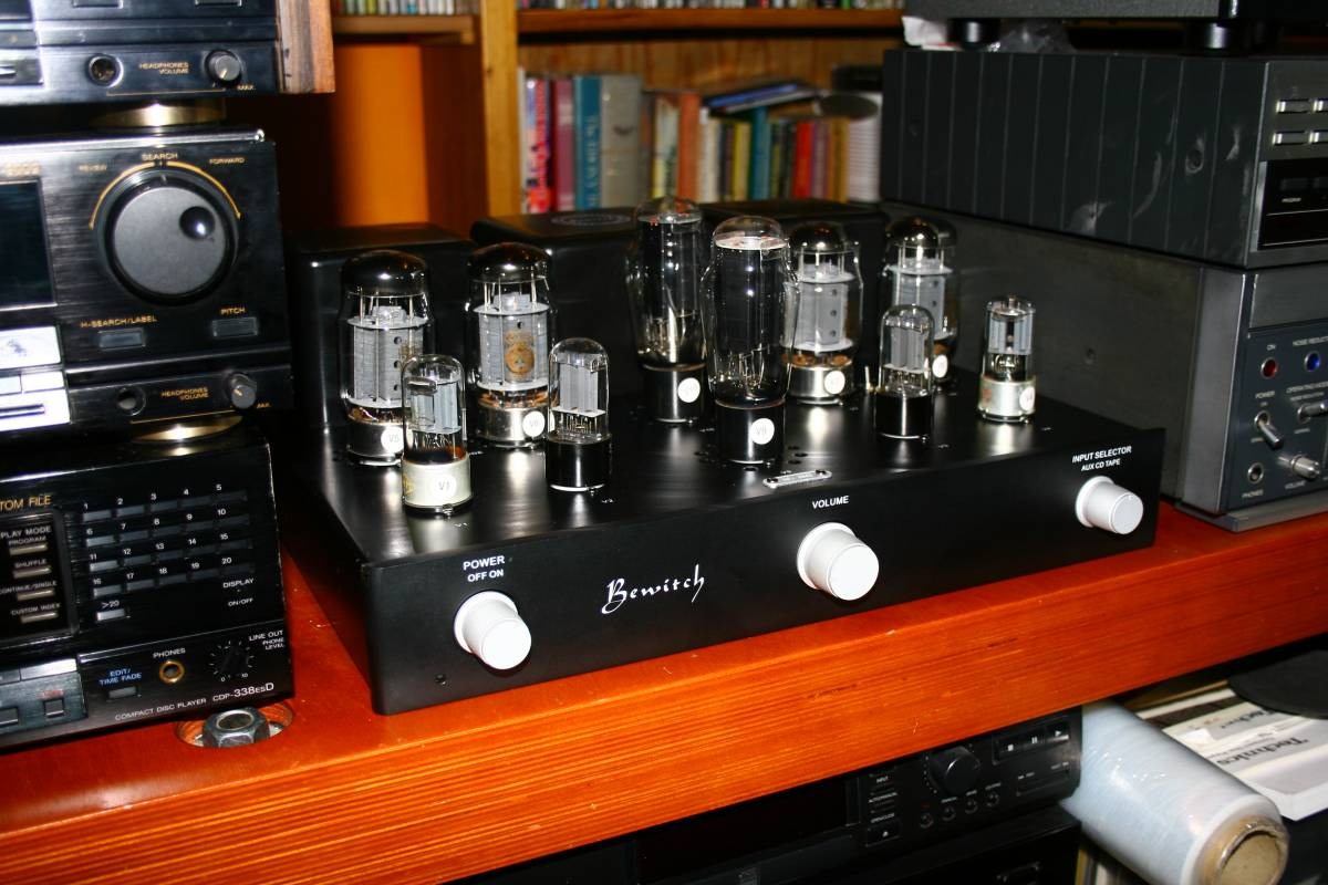 Some Questions Pertaining Yaqin Tube Amp