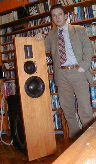 speakers, DIY, projects