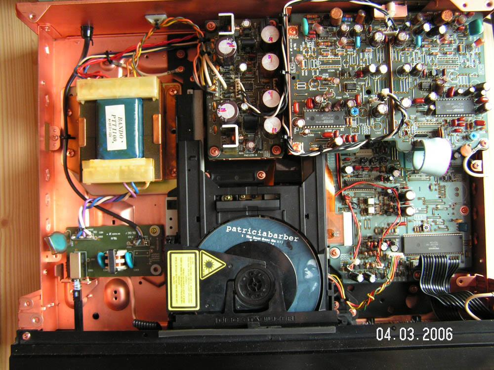 CD-проигрыватель Teac CR-H101 Black