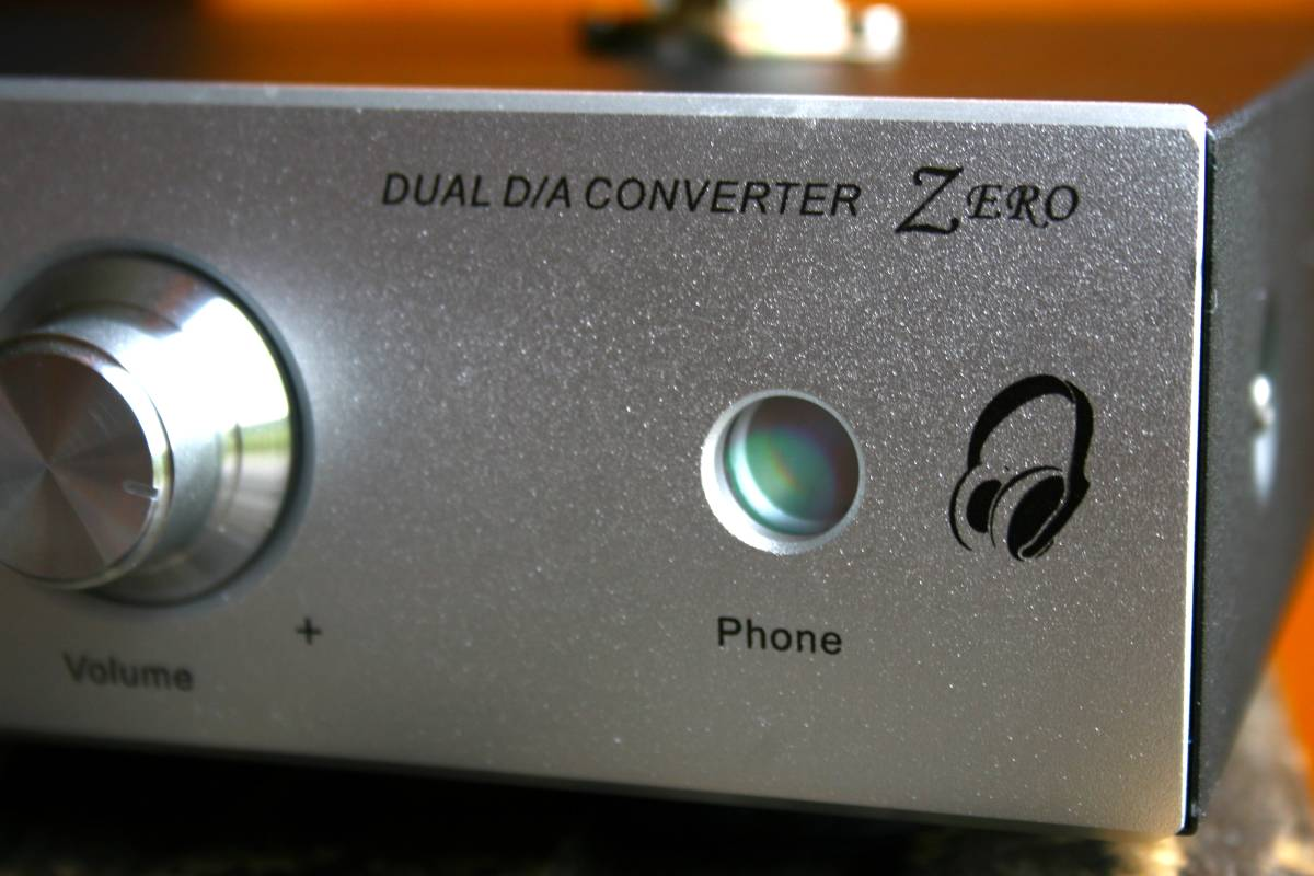 Zerodac Usb Dac Headphone Amp With Easy To Use Digital Volume Control Ebay By Dual They Mean Digitally Balanced Can Be Converted Xlr Easily
