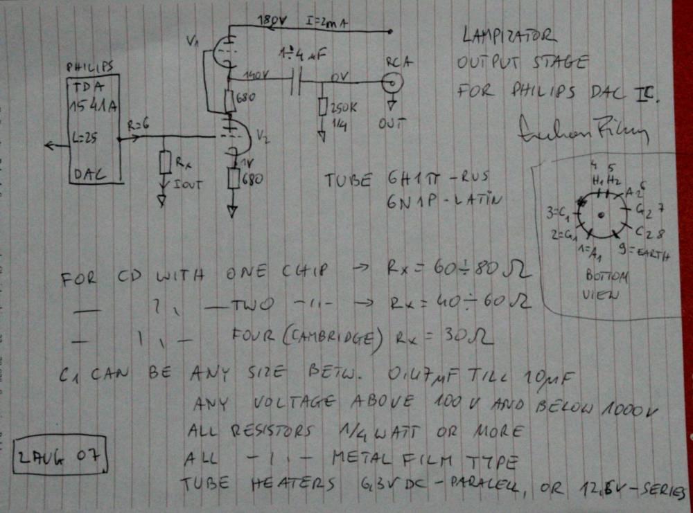 k u0026k audio    lundahl transformers